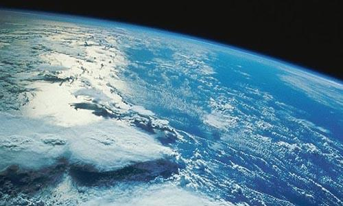 Import of ozone-depleting materials diminished