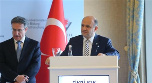 Turkey's first science attaché to be appointed to Berlin
