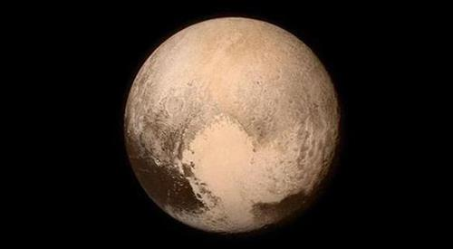 Humanity visits Pluto for first time