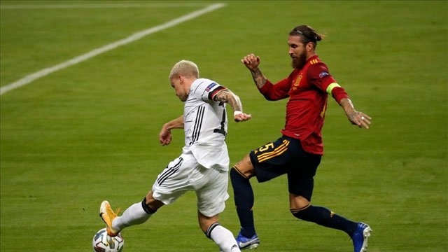 Spain leave Sergio Ramos out of squad for EURO 2020