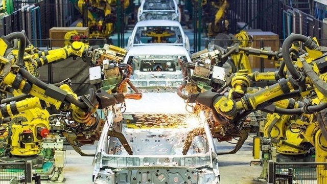 Turkish industry's productivity up 22.8% in Q2